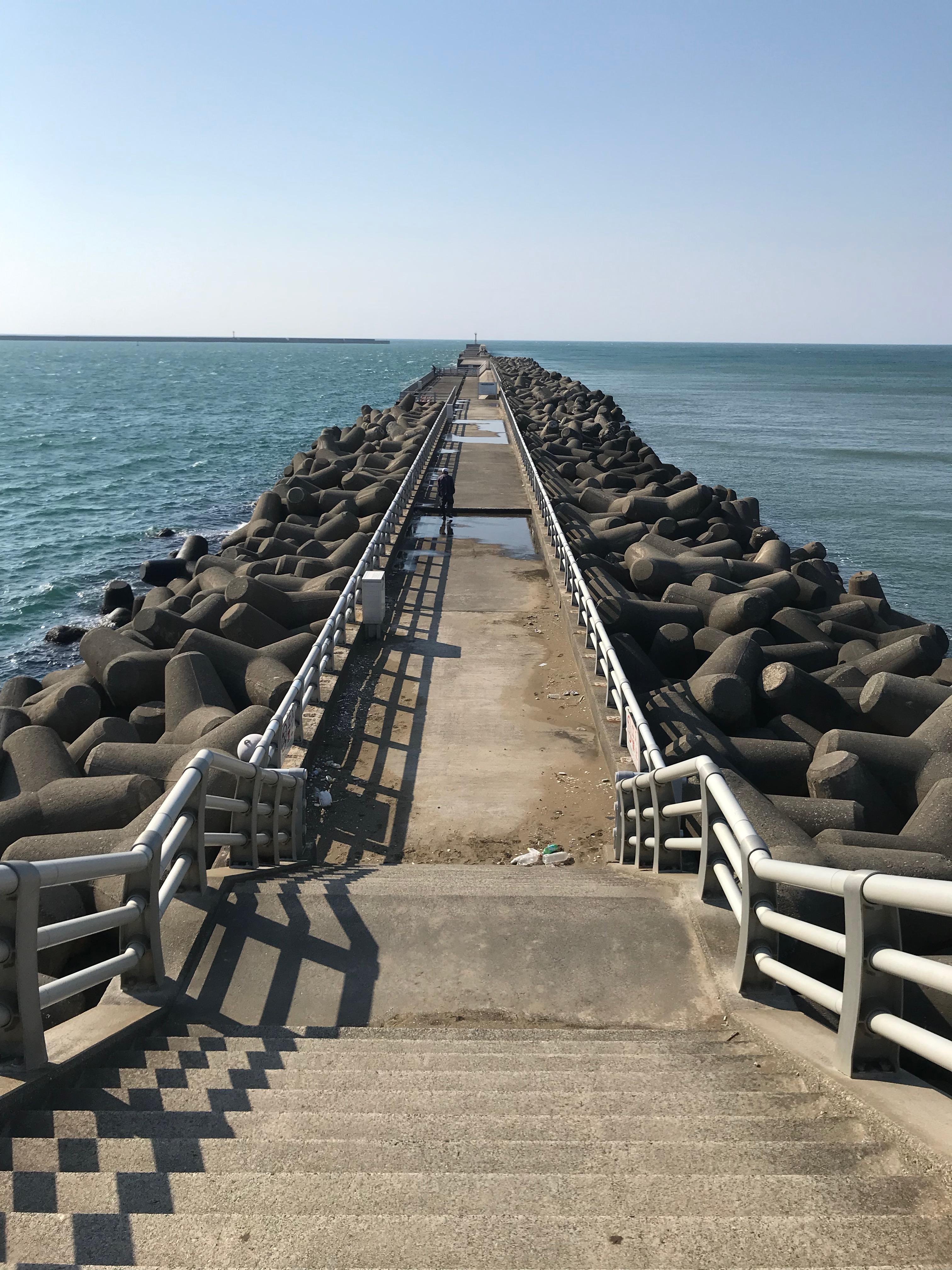 2019年大浜が冬季閉鎖へ
